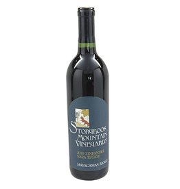 Storybook Mountain Vineyards Mayacamas Range Zinfandel 2013