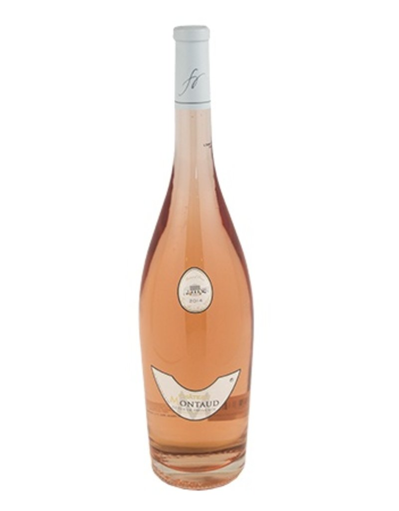 Ch Montaud Cotes de Provence Rose 2017 1.5 Liter - Pre Arrival