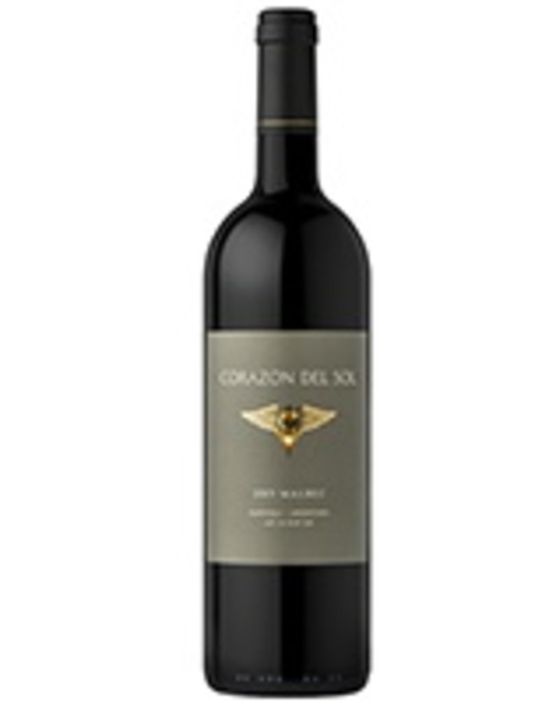 Corazon del Sol Malbec Uco Valley 2015