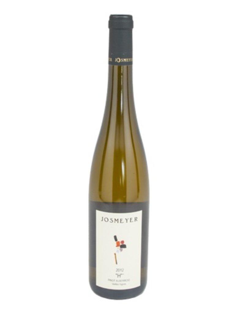"""Domaine Josmeyer """"H"""" Pinot Auxerrois Vieilles Vignes Alsace 2014"""