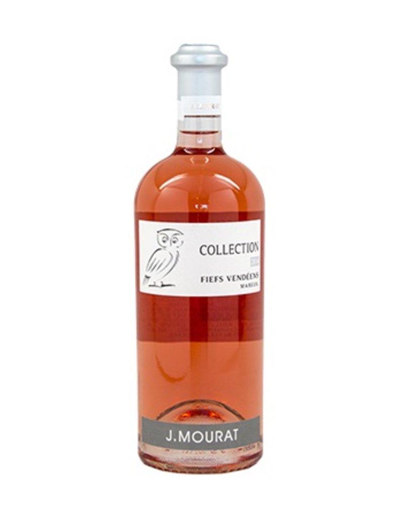 """J. Mourat Rose """"Collection"""" Fiefs Vendeens 2017"""