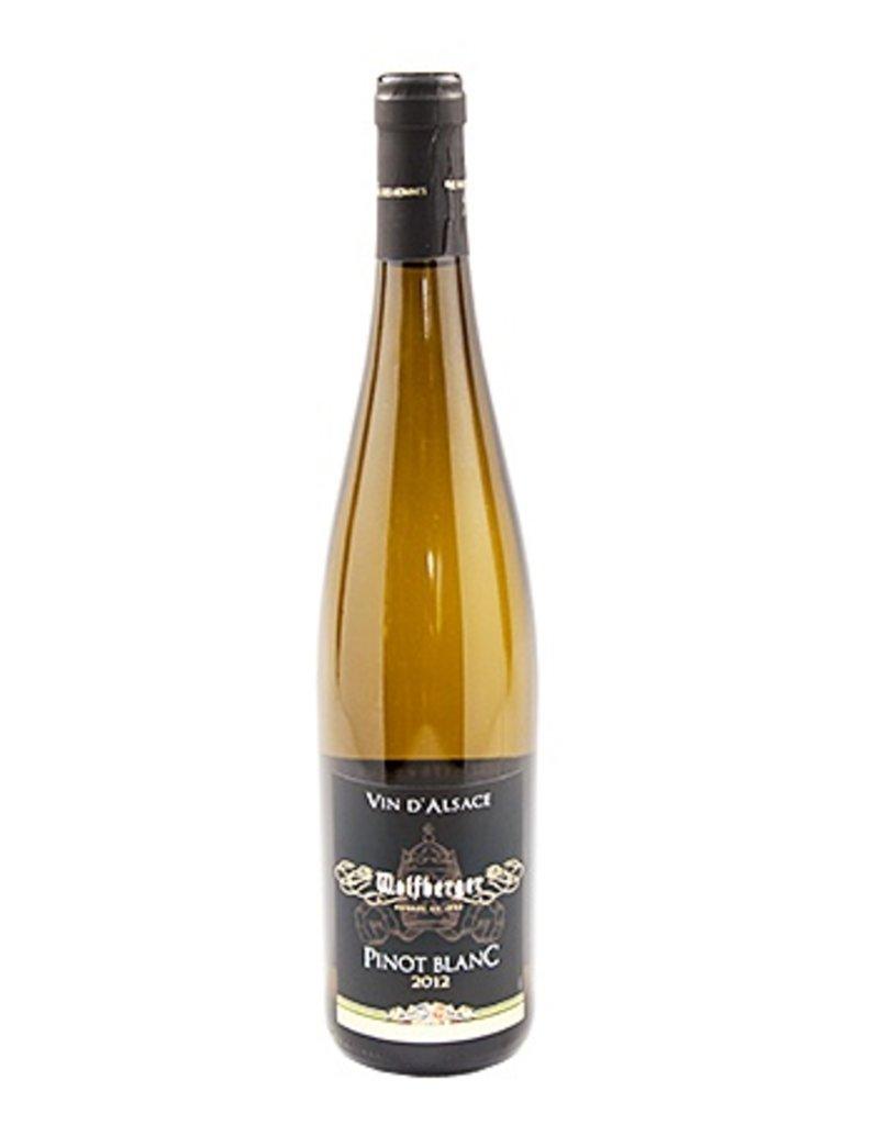 Wolfberger Wolfberger Pinot Blanc d'Alsace 2015