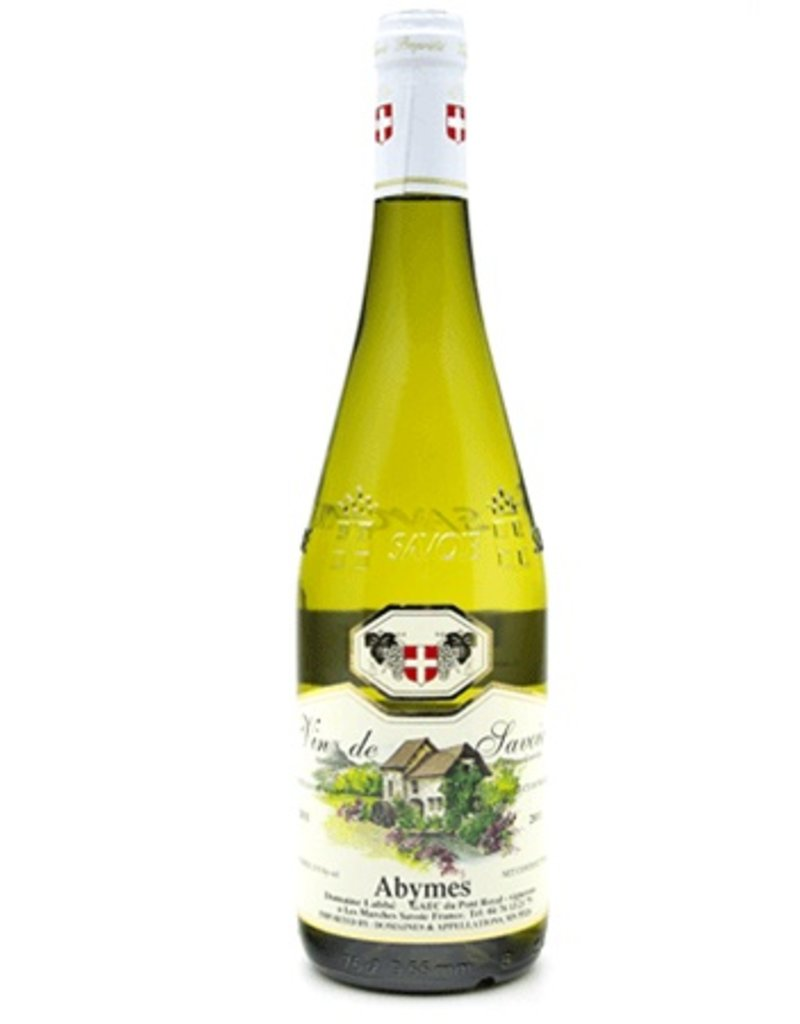 Domaine Labbe Abymes Savoie 2016