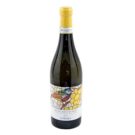 Lodali Lodali Moscato D'Asti 2016 750