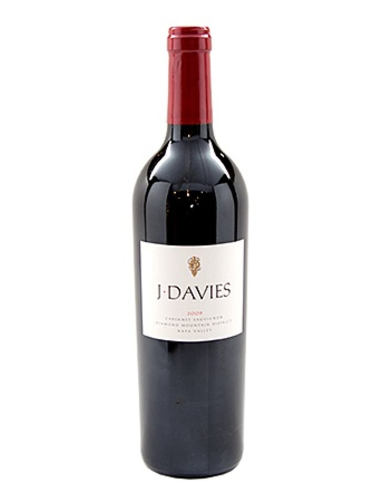 J Davies Cabernet Sauvignon Diamond Mountain 2013