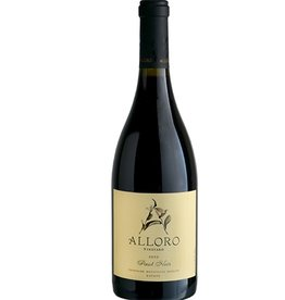Alloro Alloro Estate Pinot Noir Willamette Valley 2015