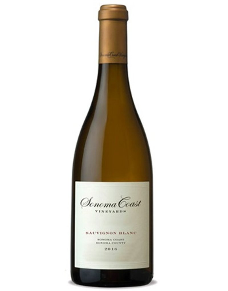 Sonoma Coast Vineyards Sauvignon Blanc 2016