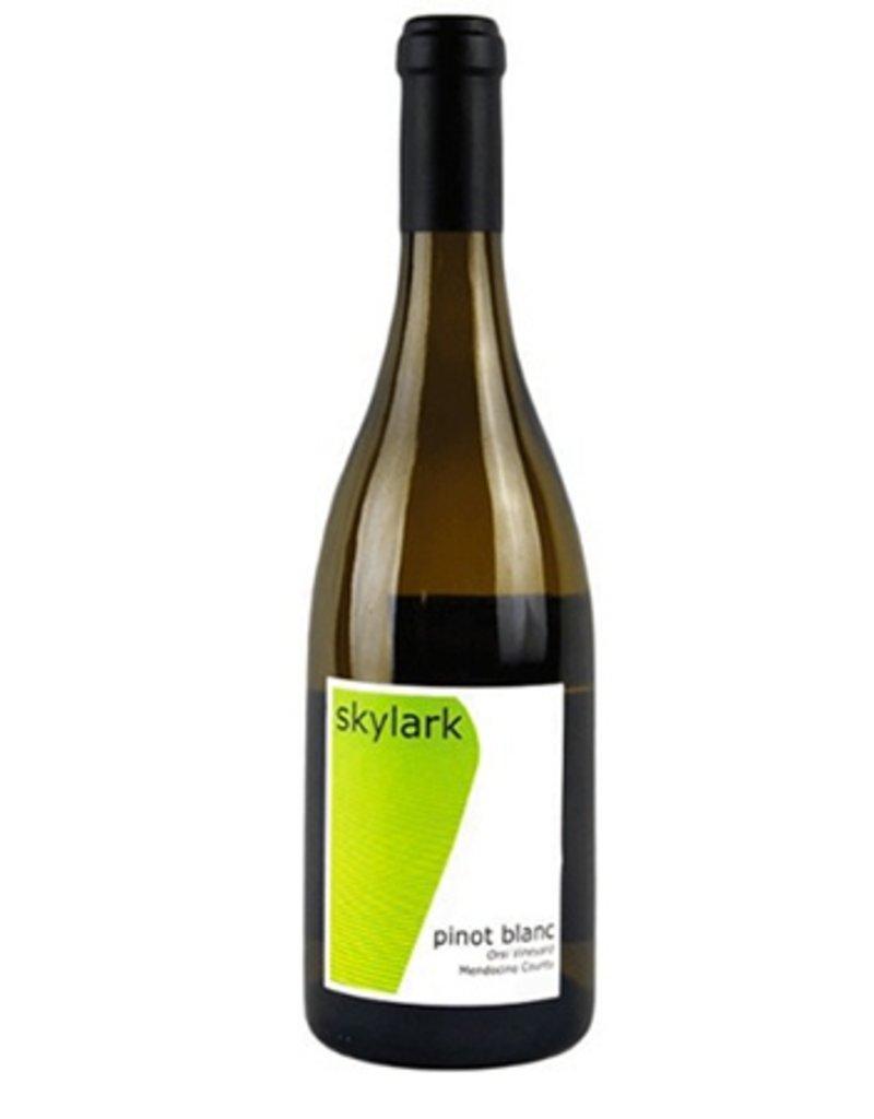Skylark Pinot Blanc Mendocino 2016
