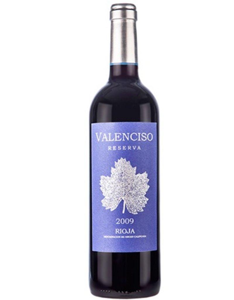 Valenciso Reserva Rioja 2009