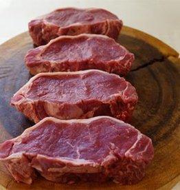 The Organic Butcher Organic Butcher Grass Fed New York Strip 12-14oz