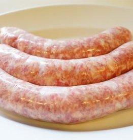 The Organic Butcher Organic Butcher Housemade Veal Toscano Sausage 1lb