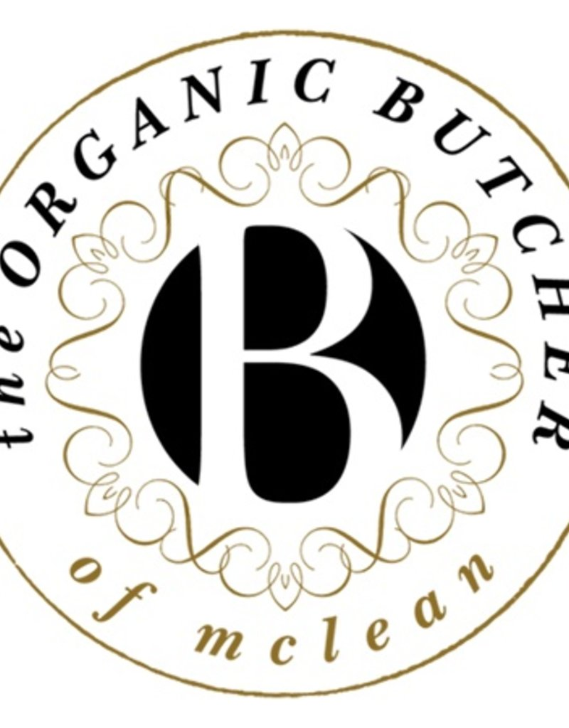 The Organic Butcher The Organic Butcher Italian Meatballs Gluten Free 1.25 / lb