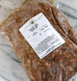 The Organic Butcher The Organic Butcher Oven-Ready Meatloaf Gluten Free 1.5 / lb