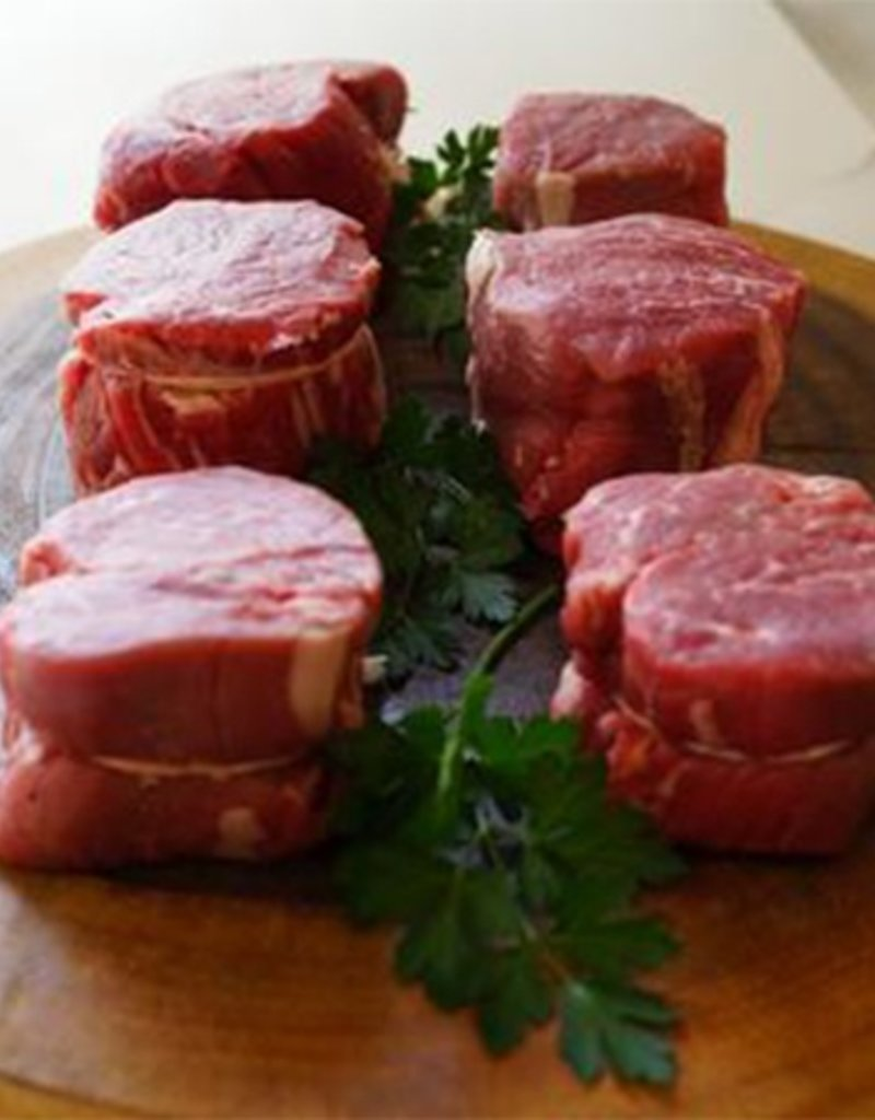 The Organic Butcher The Organic Butcher Pasture-Raised Filet Mignon 6-8 oz each