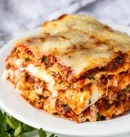 Organic Butcher The Organic Butcher - Fresh Bison Lasagna (Serves 2+)