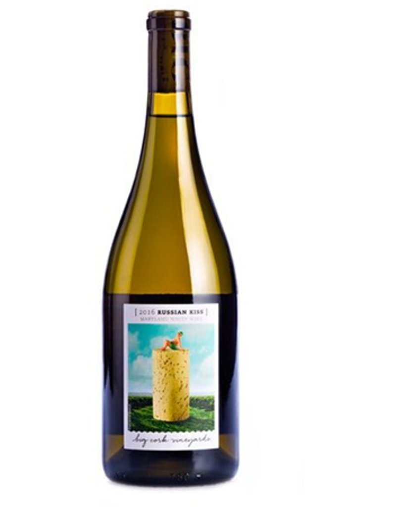 Big Cork Vineyards Sauvignon Blanc 2016