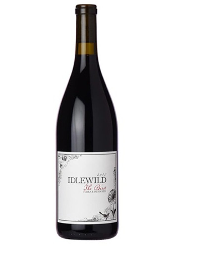 Idlewild Flower Flora and Fauna Red Mendocino 2016