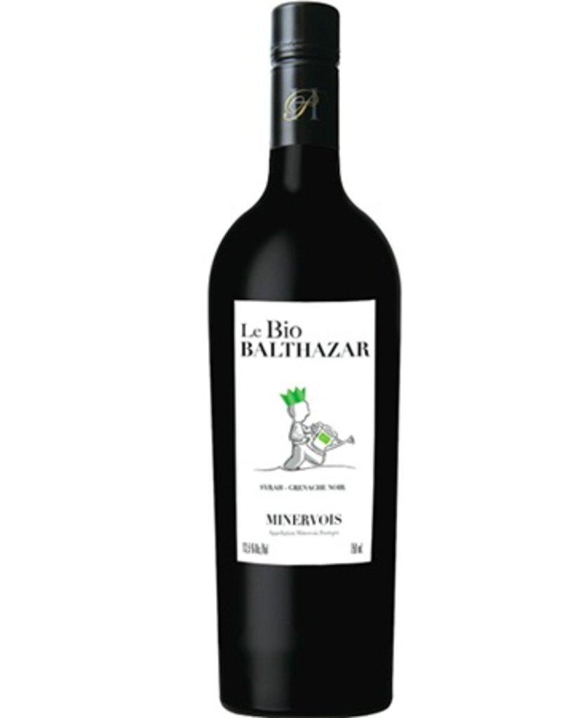 Petit Balthazar Syrah Grenache Noir Minervois 2015