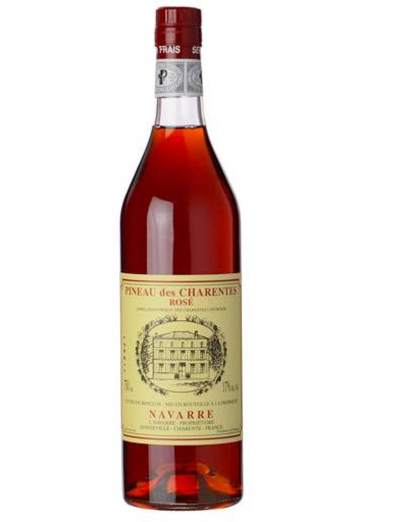 Navarre Pineau des Charentes Rose