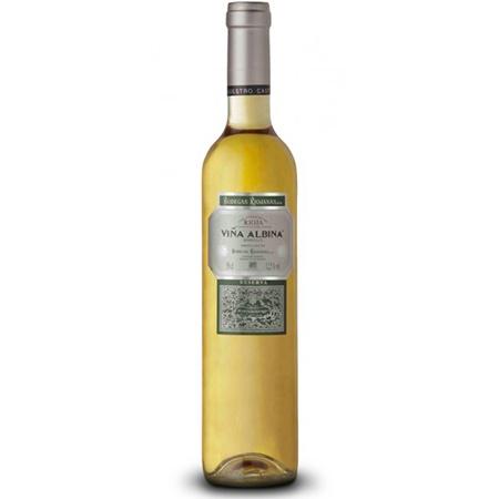 Bodegas Riojanas Vina Albina Reserva Blanco 2001 500ml