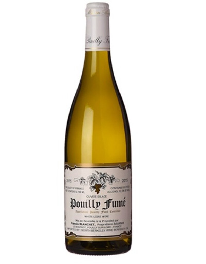 Francis Blanchet Pouilly Fume Cuvee Silice 2016