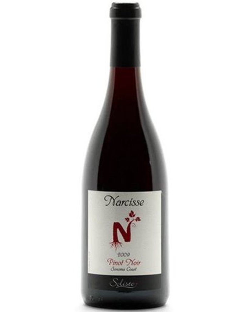 Soliste Narcisse Pinot Noir Sonoma County 2014