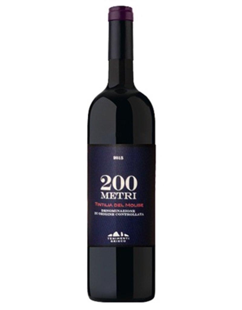 Tenimenti Grieco 200 Metri Tintilia del Molise 2015