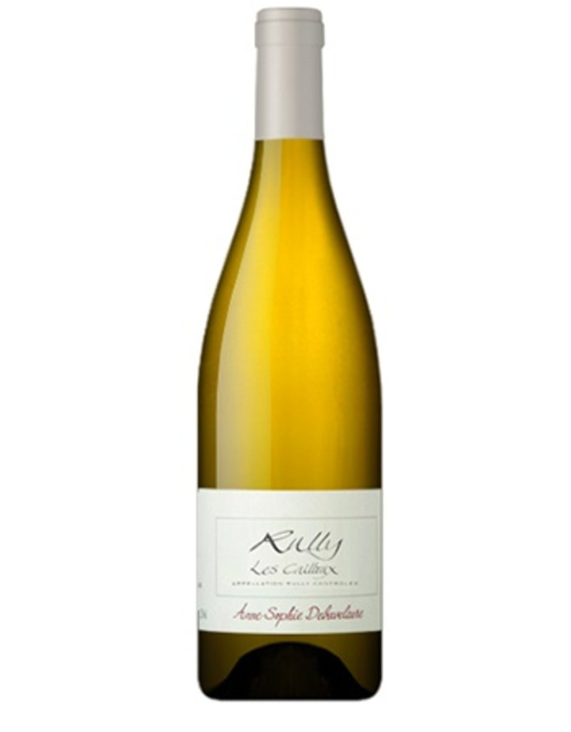 Domaine Rois Mages Rully Les Cailloux 2015