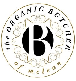 The Organic Butcher The Organic Butcher Local Mushroom and Wild Boar Sausage, 1lb.
