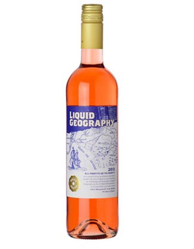 Liquid Geography Bierzo Rose 2017 - Pre Arrival