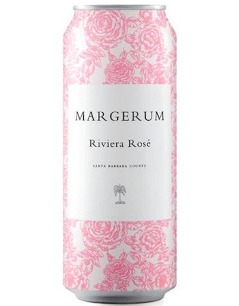 Margerum Margerum Riviera Rose of Grenache Santa Barbara 2017 (16 oz Can)