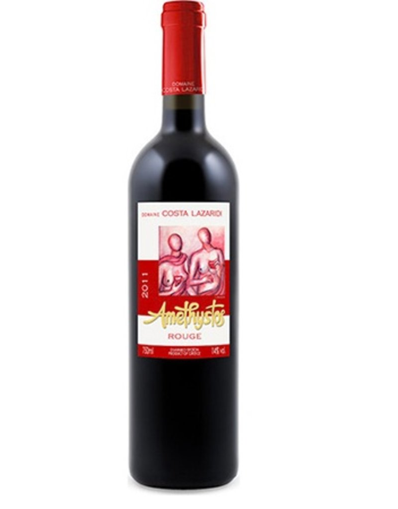 Domaine Costa Lazaridi Amethystos Red 2014