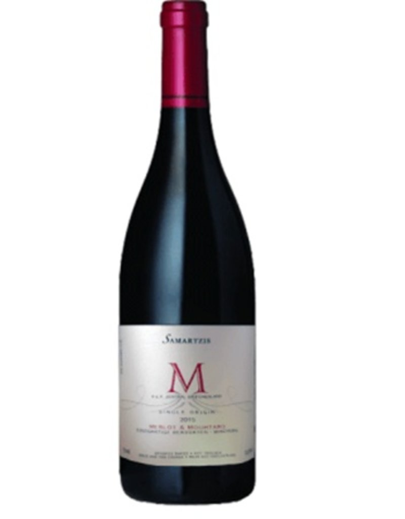 Samartzis Two Rivers Merlot Mouhtaro 2016