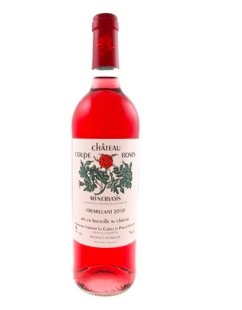 Chateau Coupe Roses Fremillant Minervois Rose 2017