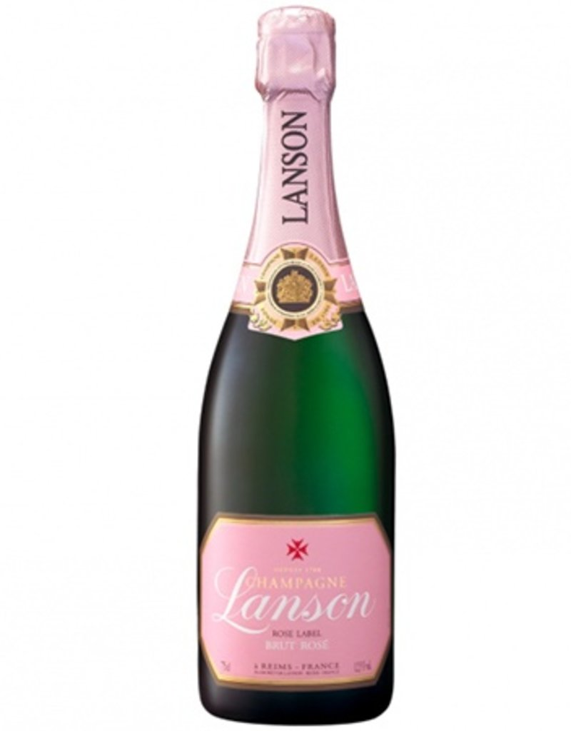 Lanson Brut Rose NV 750ml