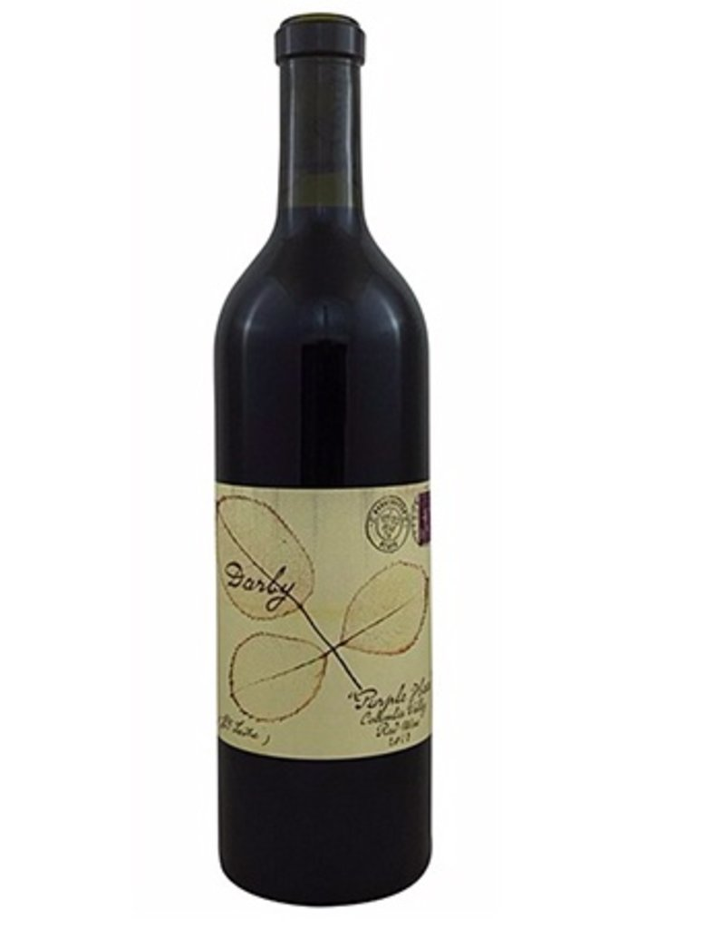 Darby Purple Haze Columbia Valley Red Wine 2015
