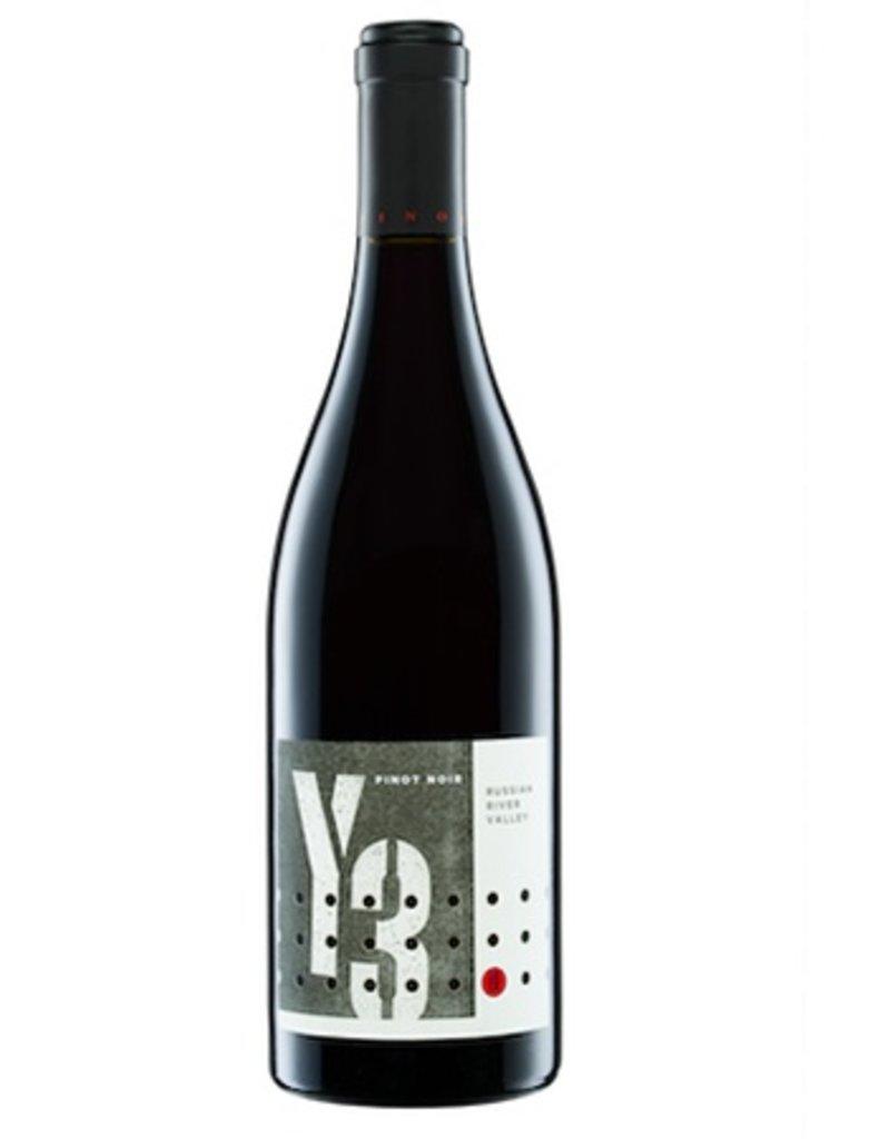 Jax Y3 Russian River Valley Pinot Noir 2016