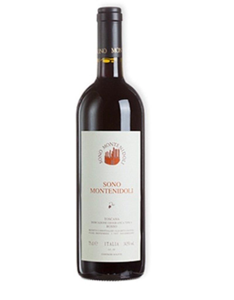 Montenidoli Sono Rosso IGT Toscana 2008