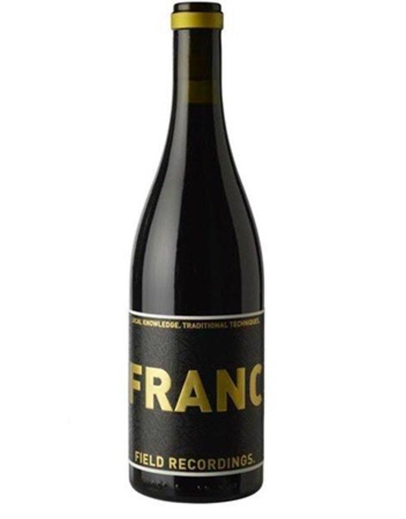 Field Recordings FRANC Cabernet Franc 2016