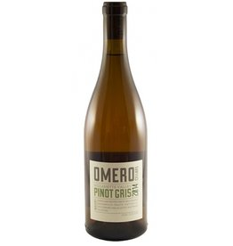 Omero Cellars Pinot Gris Willamette Valley 2016
