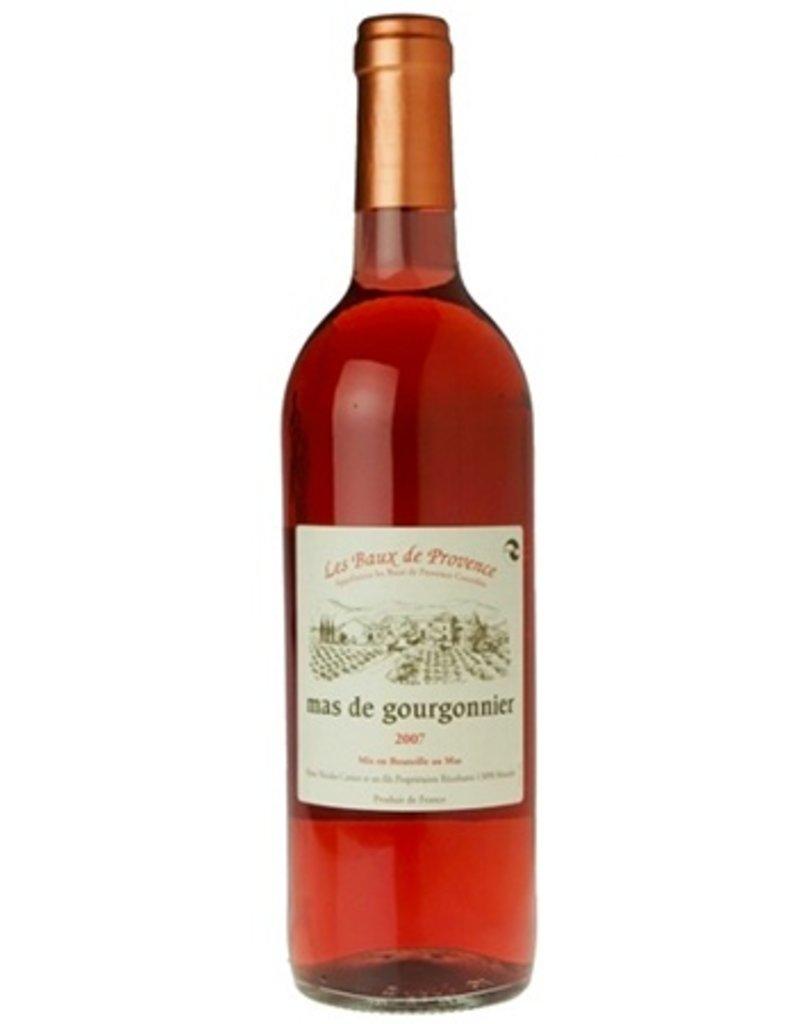 Mas de Gourgonnier Les Baux de Provence Rose 2018 - (pre arrival, Spring 2019)
