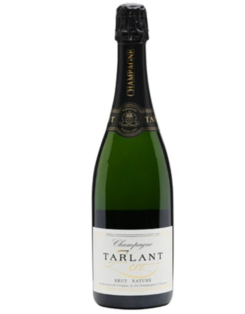 Champagne Tarlant Brut Zero Non-Vintage 750ml