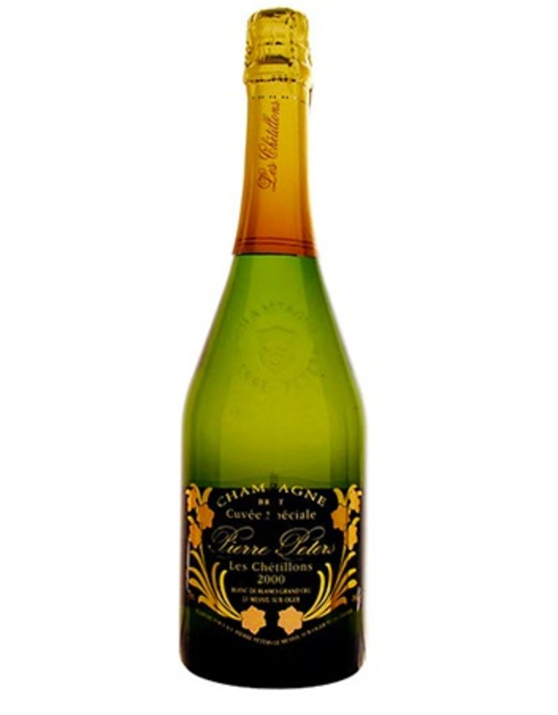 Pierre Peters Cuvee Speciale Les Chetillons Oenotheque Brut 2002 - Pre Arrival
