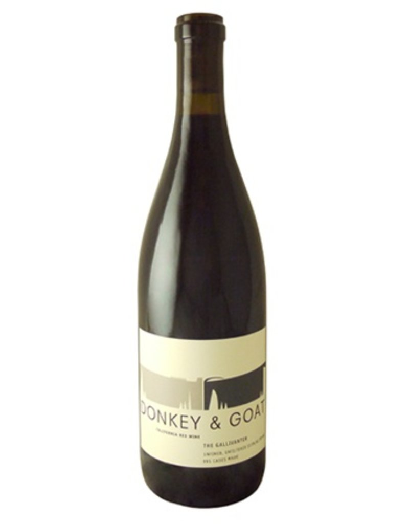 Donkey & Goat Gallivanter Red California 2017