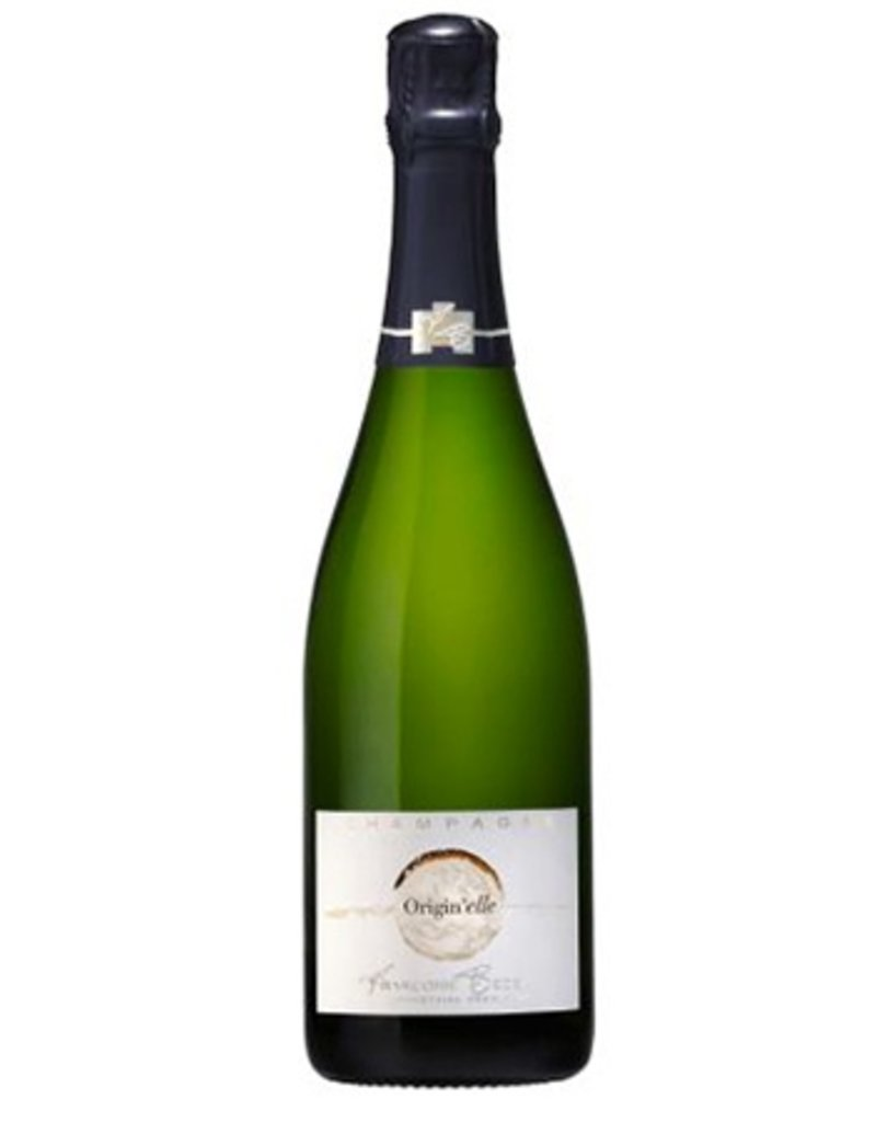 """Francois Bedel Francois Bedel Champagne """"Origin'elle"""" Non VIntage"""