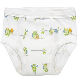 Under the Nile Training Pants, Owl (20-28lbs) 12-24m