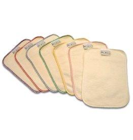 ecobaby Baby Kicks - Organic Cotton/Hemp Premium Washies