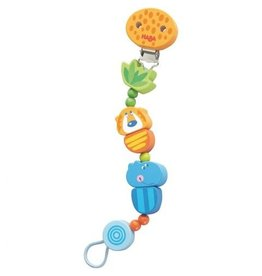 ecobaby Haba Pacifier Chain Jungle Caboodle