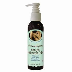 Earth Mama Angel Baby Natural Stretch Oil 120 ml. (4 oz.)