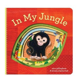Chronicle Books In My Jungle by Sara Gillingham